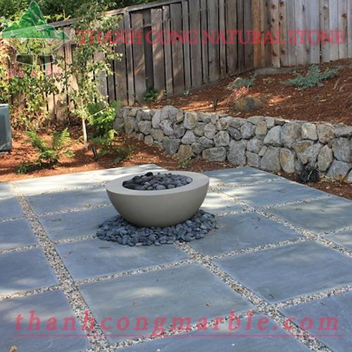 Bluestone Gardening Tile 02