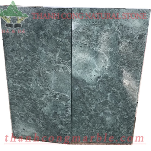 Green Stone Gardening Tile