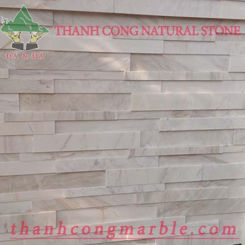 Milky White Marble Wall Tile 02
