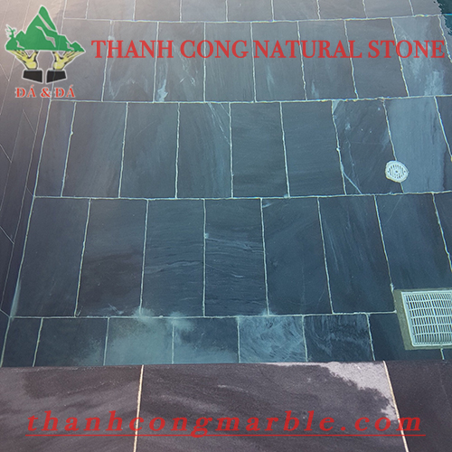 Swimming Pool Stone Tile 06