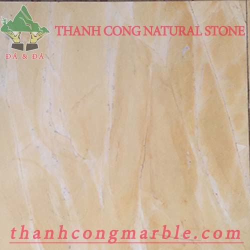 Yellow Marble Flooring Tile 03